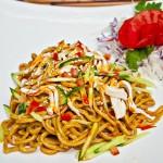 Szechuan-Style Spicy Cold Noodle